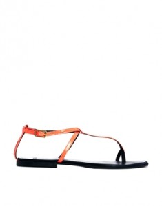 naranja asos 25,30 Zapatos low cost